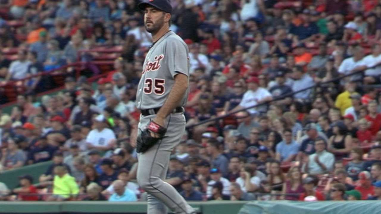 Verlander goes eight strong