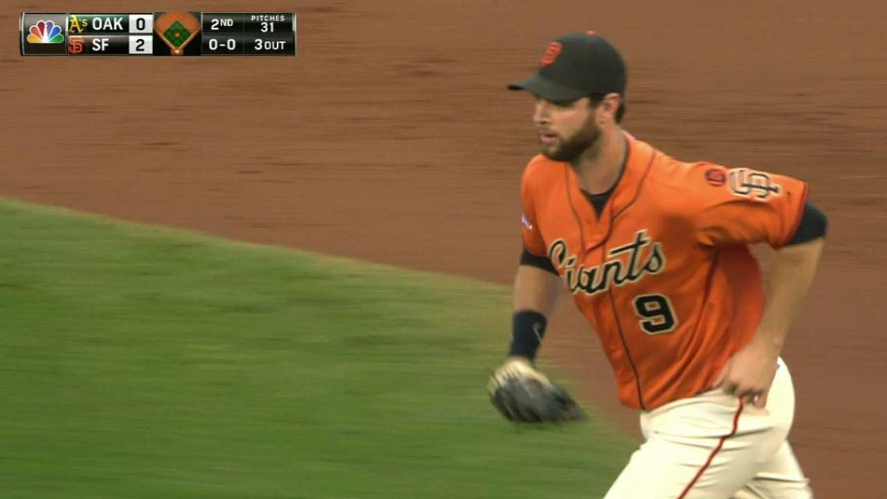 Peavy induces a double play