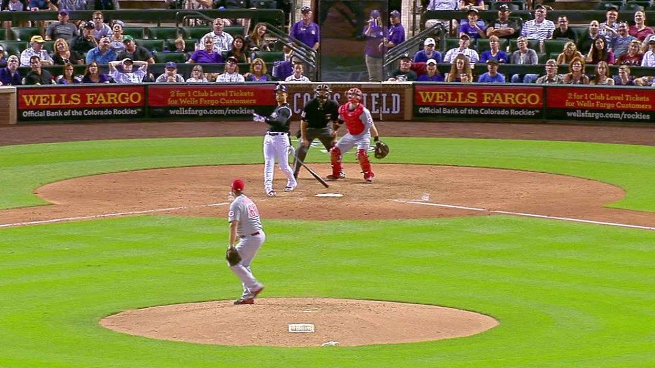 Hoover off his game in second straight outing