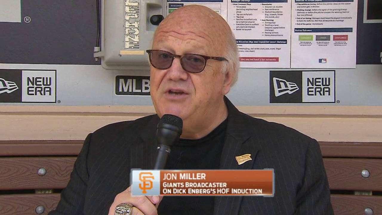 Miller on Enberg
