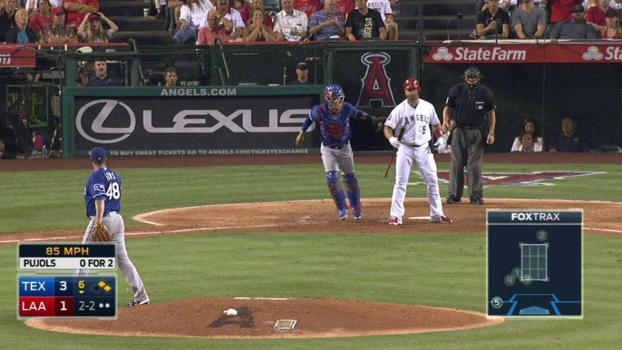 Rangers' trade talks revolve around pitching