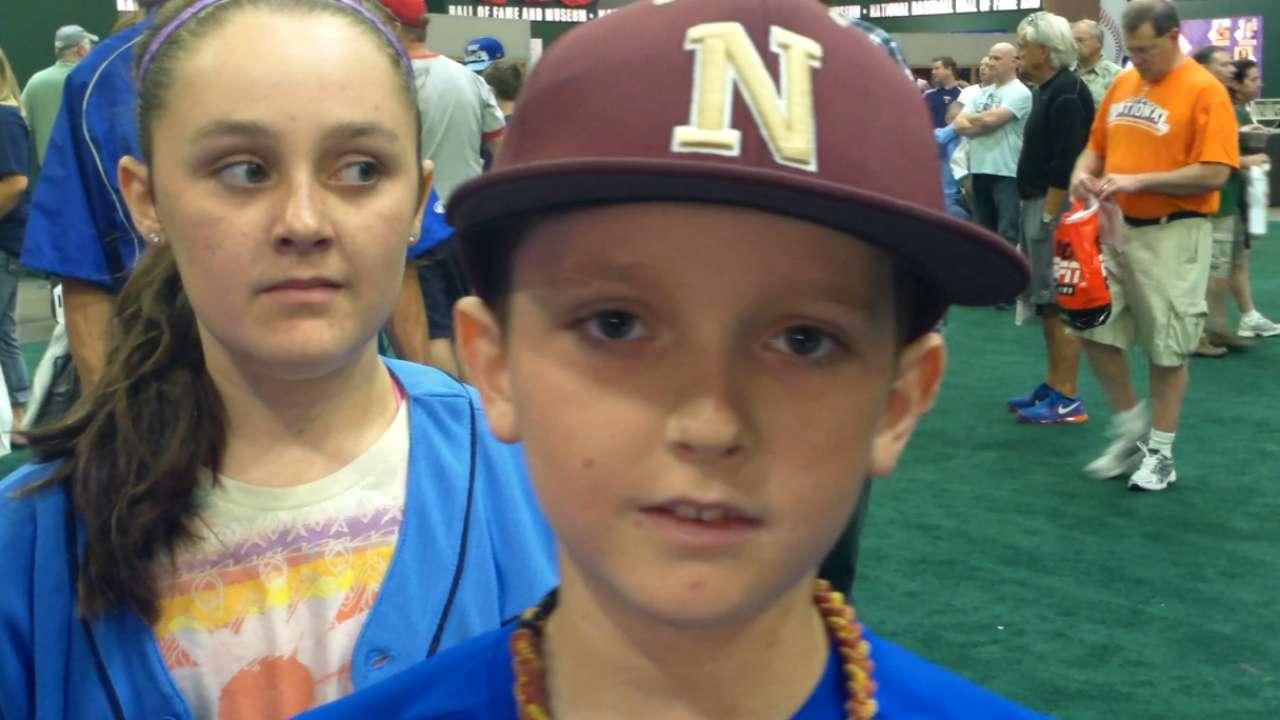 Boys of Summer: Six stars reflect on their Little League days