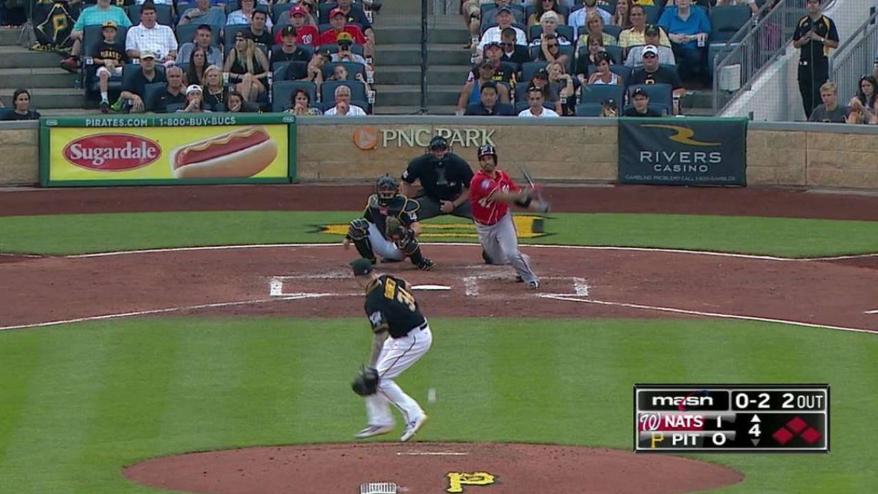 Once again, Gio delivers against Bucs