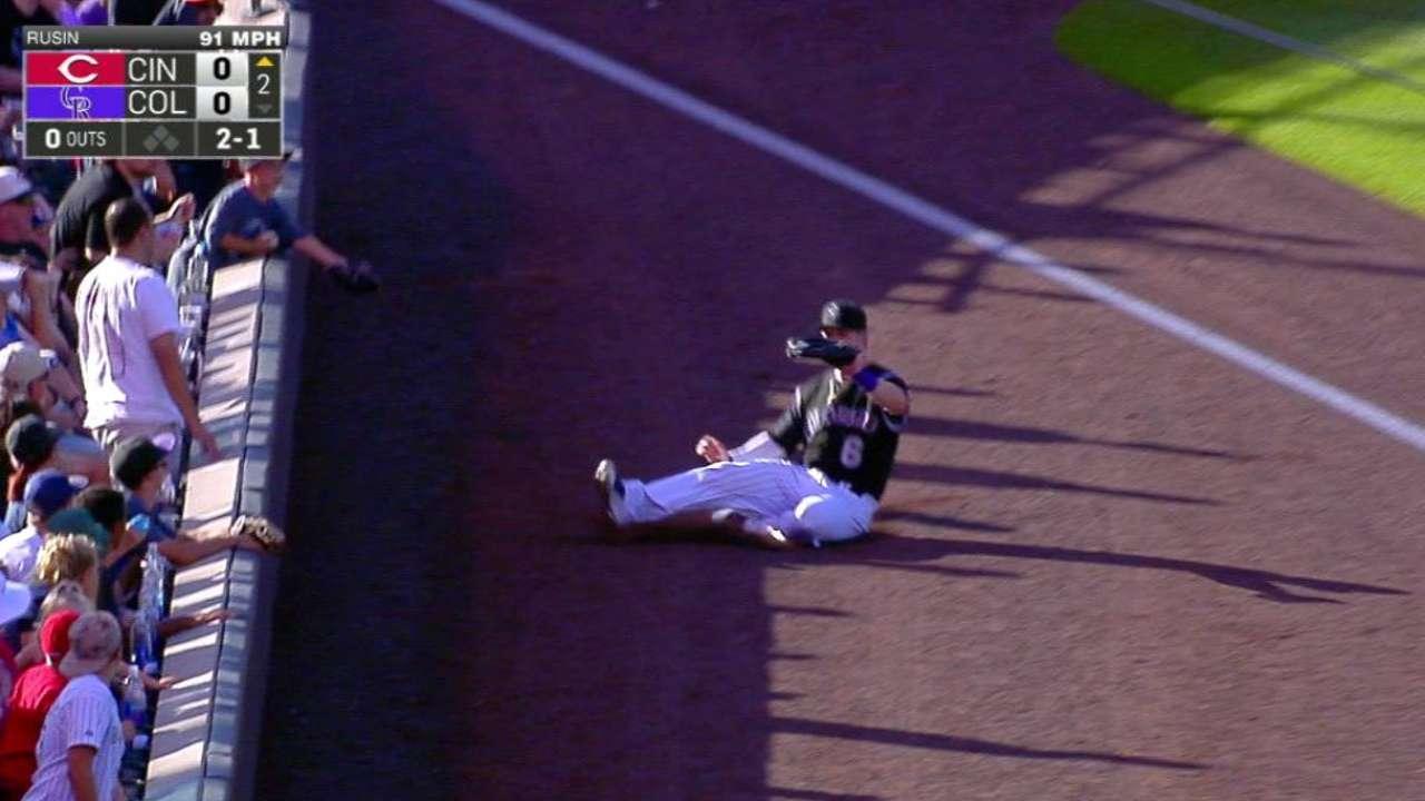Dickerson's sliding catch