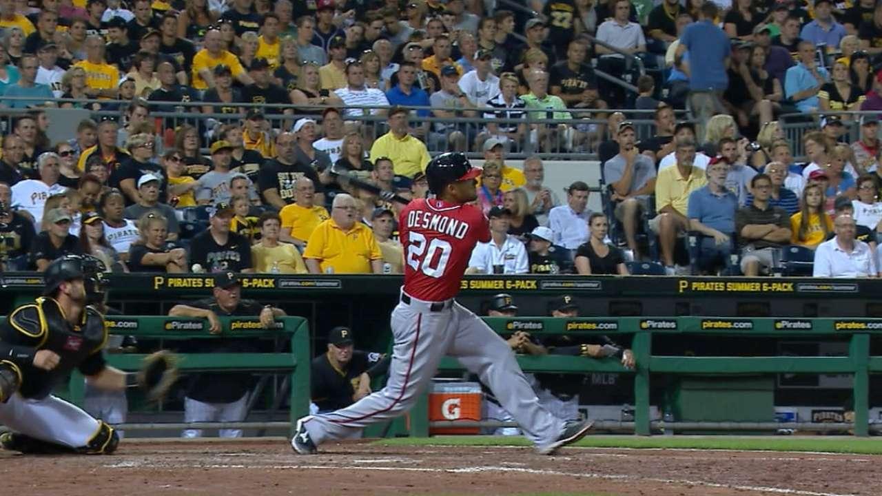 Desmond's two-run home run