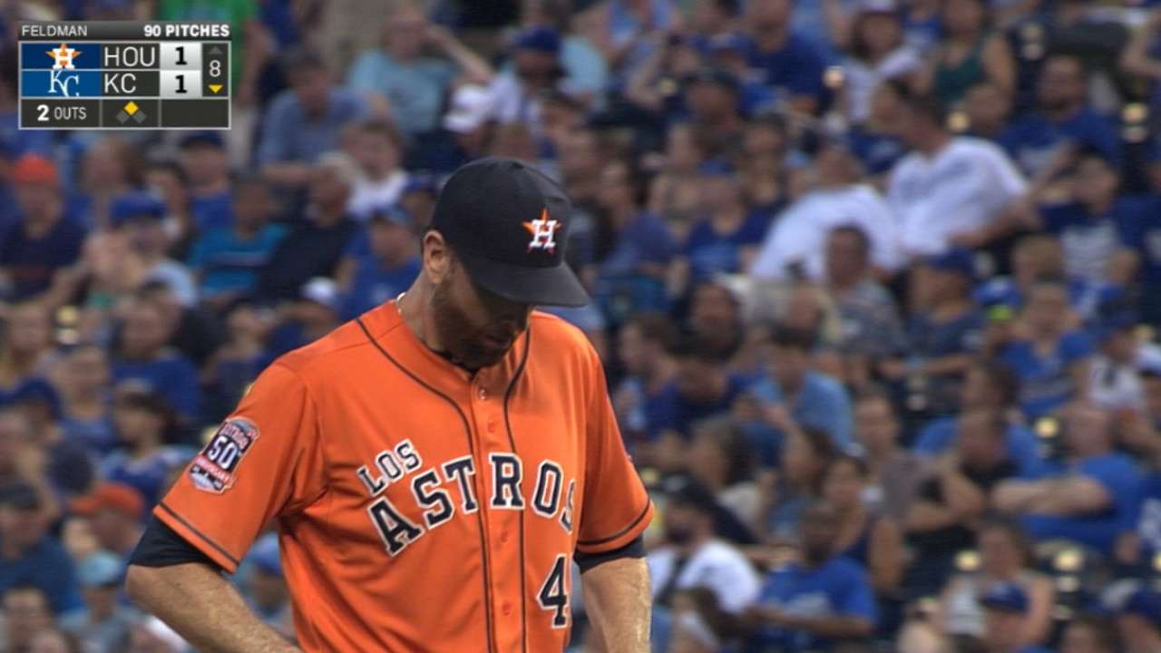 Feldman gives Astros another quality outing