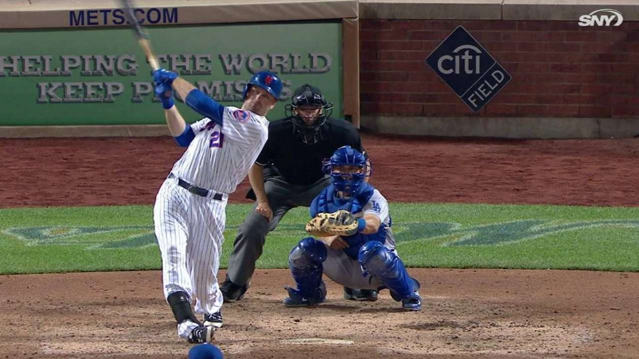 Duda's second homer