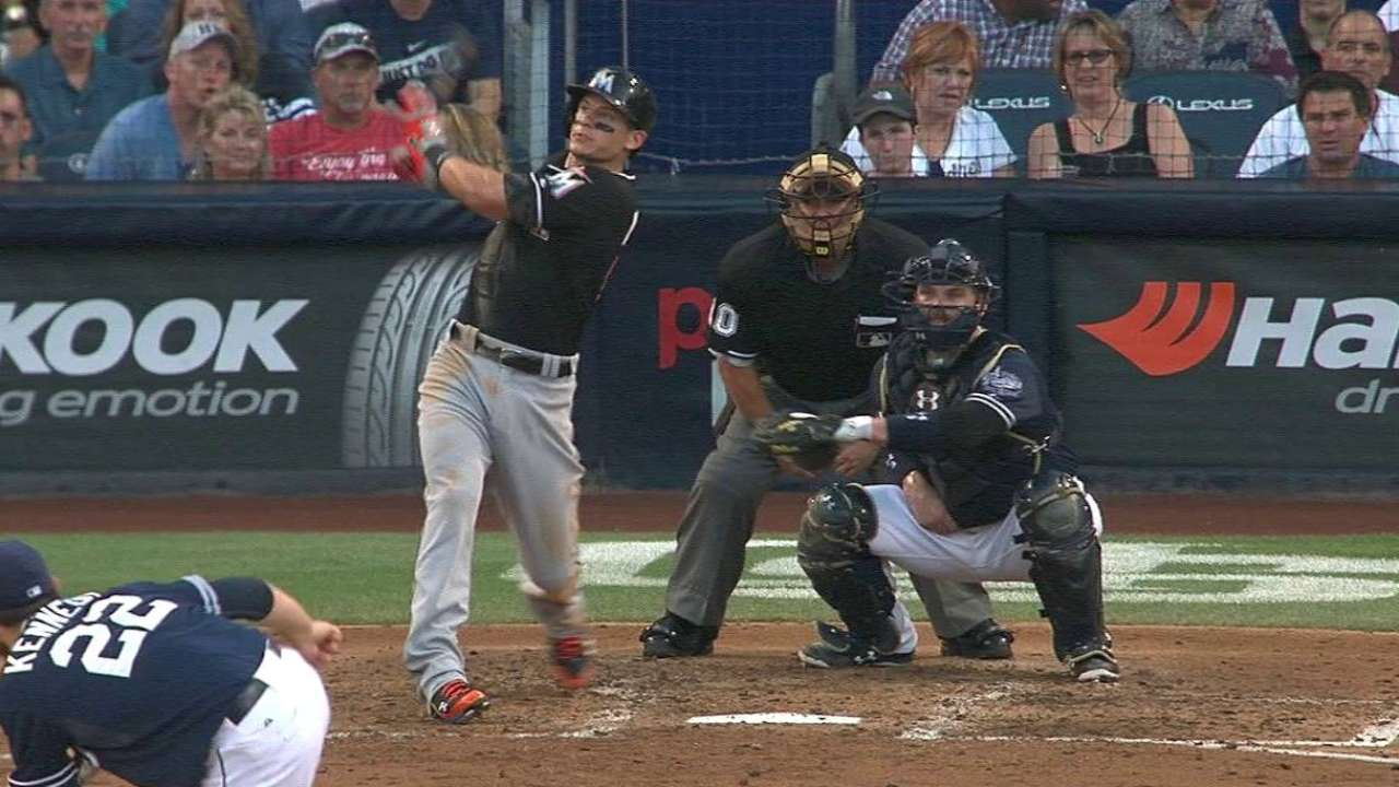 Dietrich's homer the highlight in tough loss