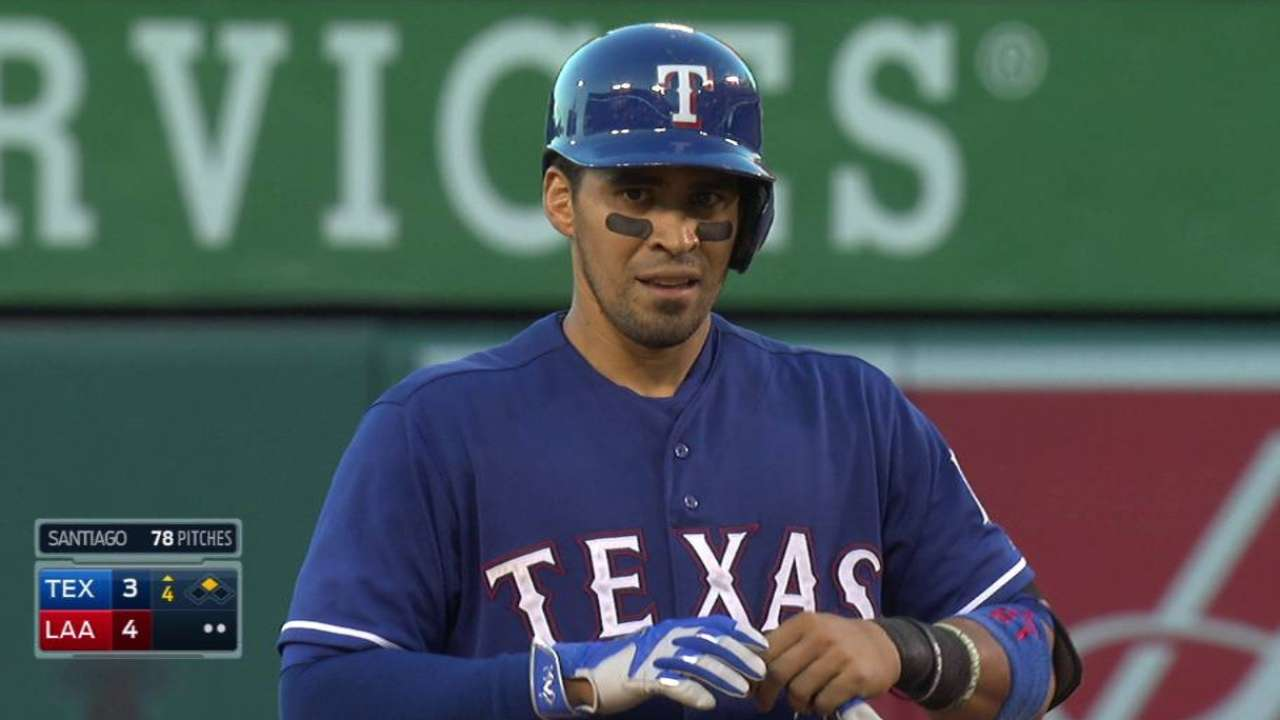 Chirinos' role looks to be limited post-injury