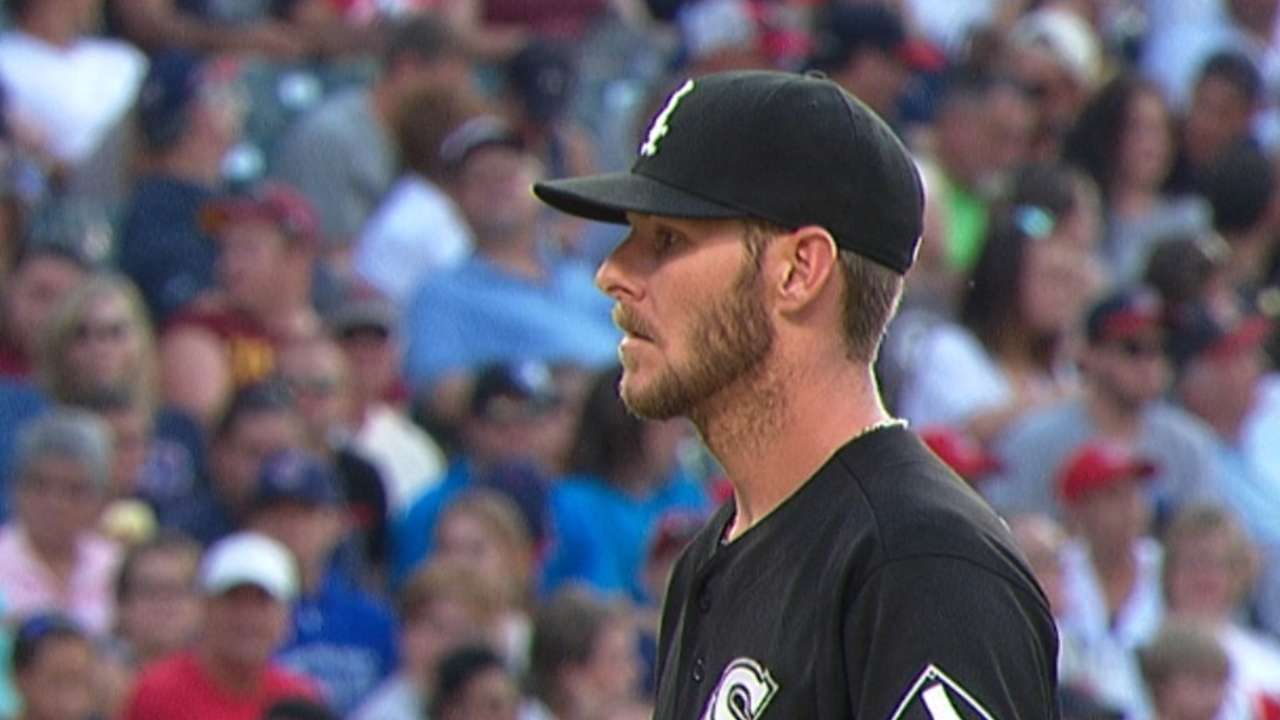 Hot streak gives White Sox plenty to ponder