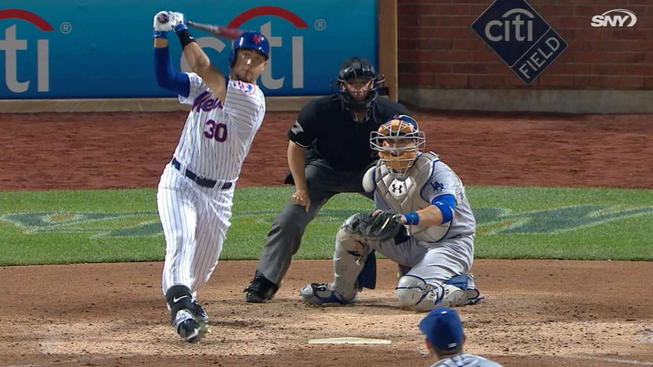 Mets' 21-hit attack driven by Conforto and Co.