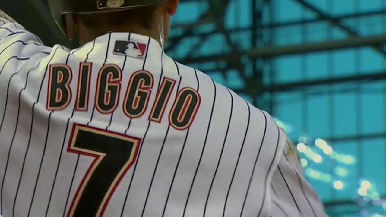 HOF: Ausmus on Biggio