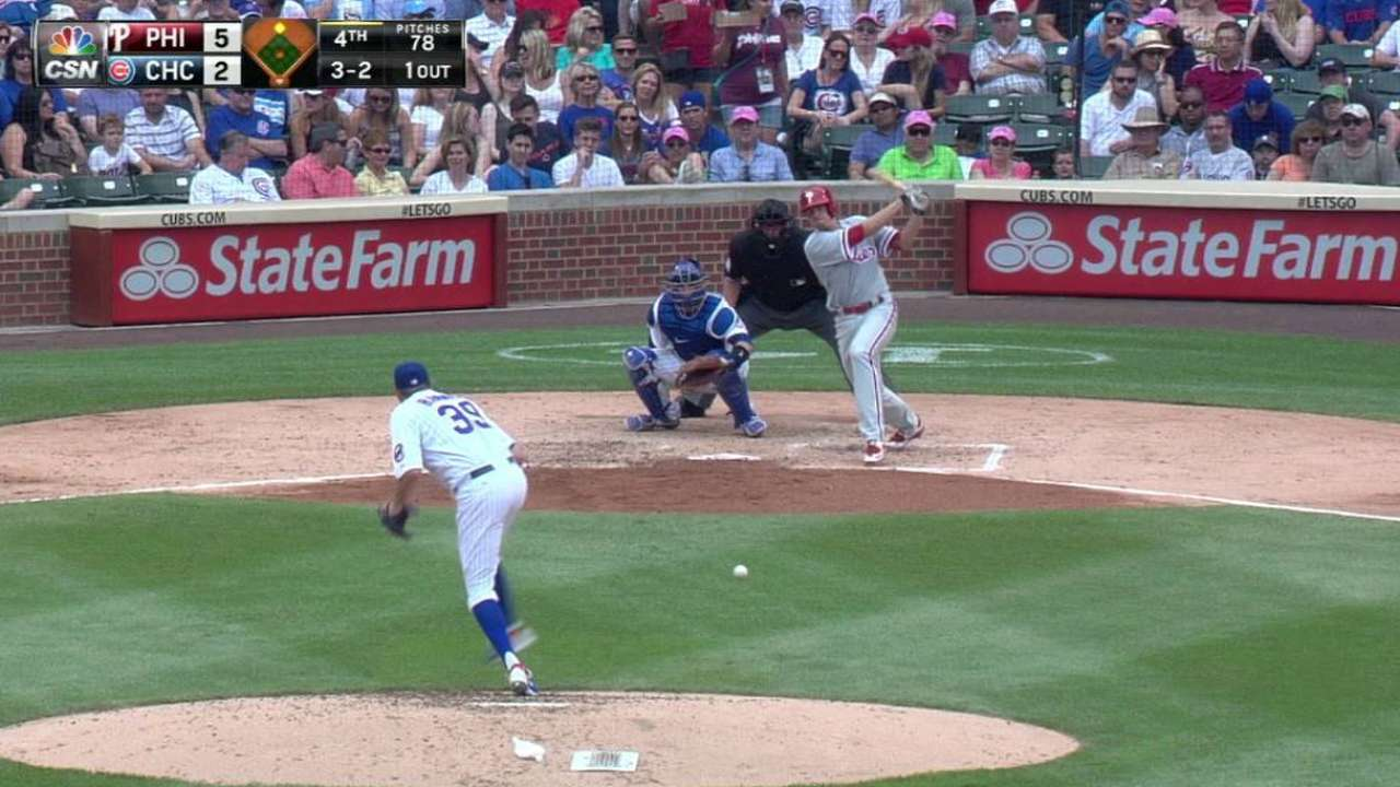 Nola's RBI single