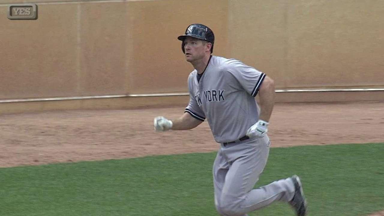 Yankees explotan en la sexta y superan a Twins