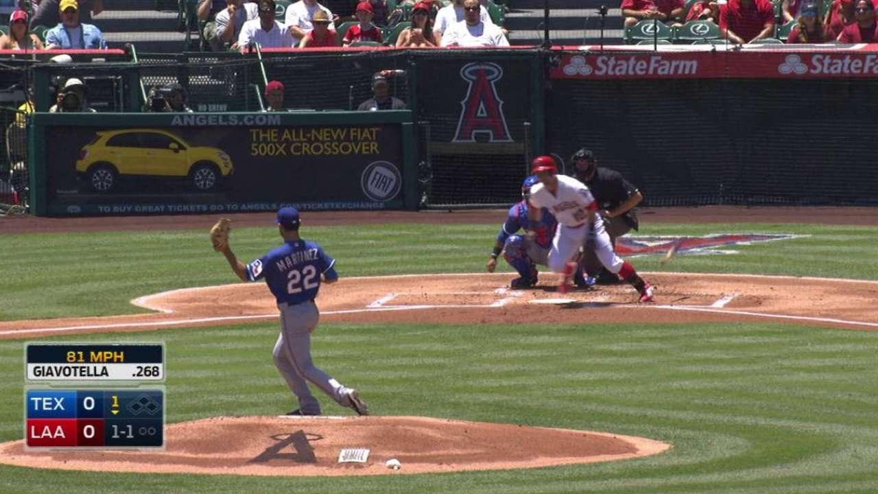 Seeking sweep, Rangers done in by errors