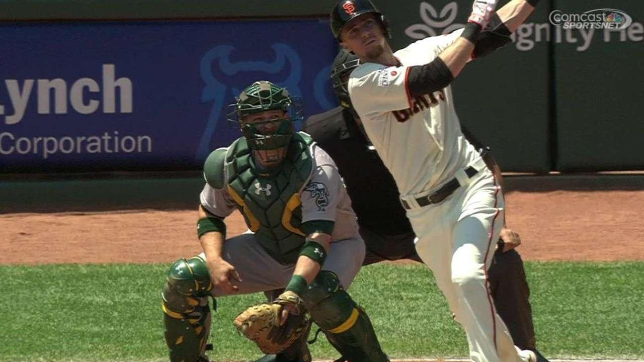Duffy's two-run homer