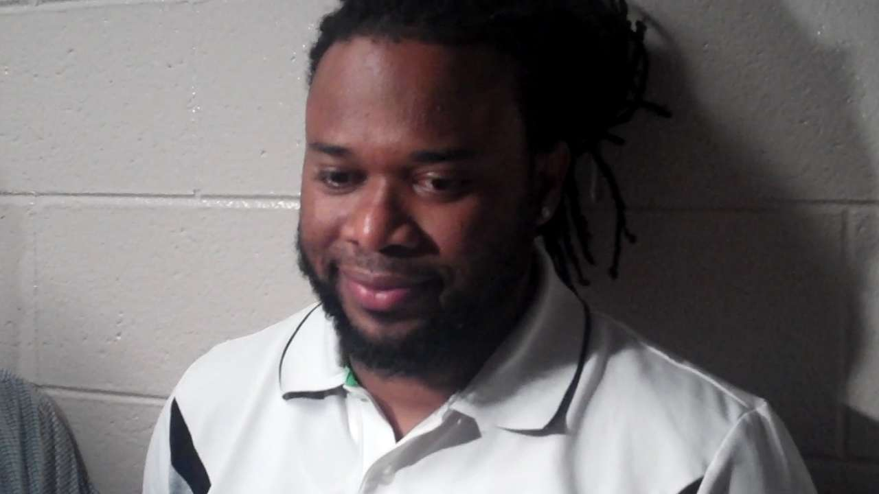 Cueto slated to make Royals debut on Friday