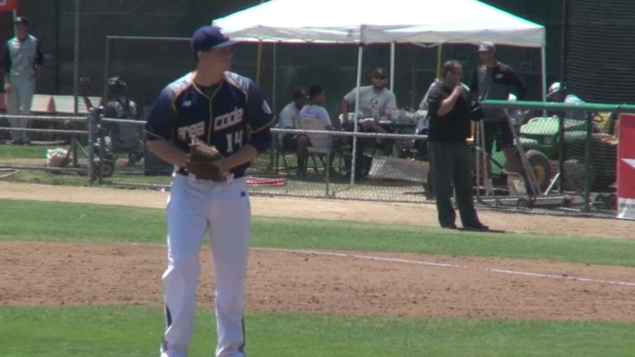 Finley goes six in Staten Island's 10-inning no-hitter