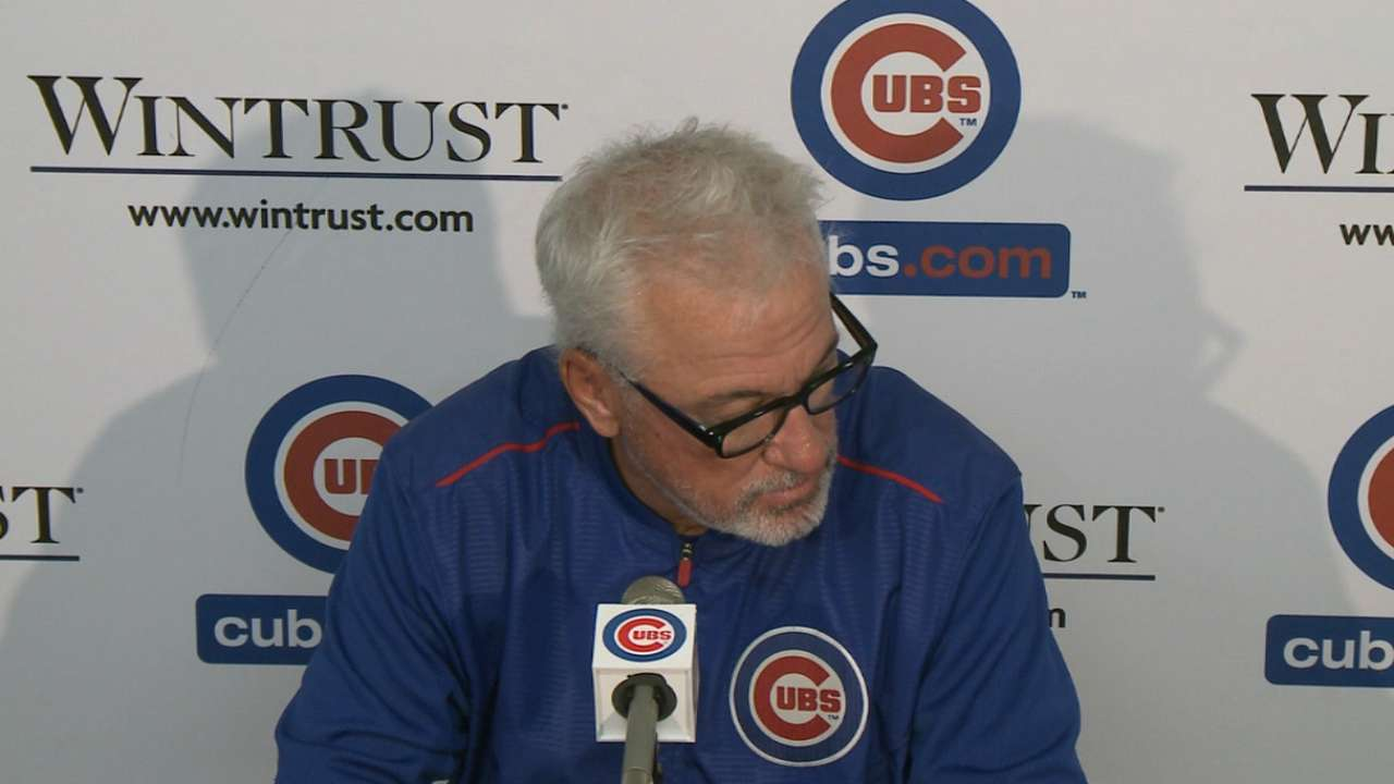 Optimistic Maddon riding out rough stretch
