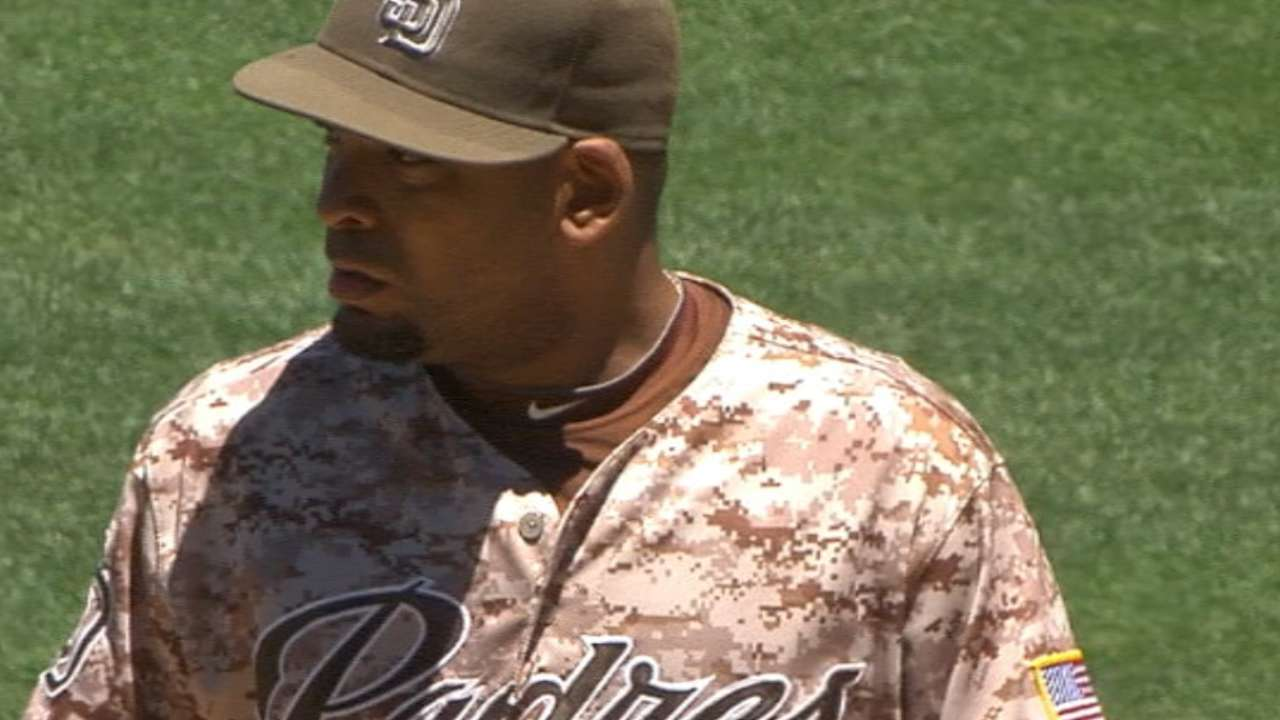 Despaigne earns fourth win
