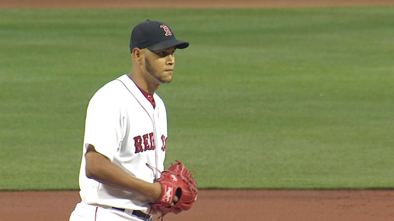 Rodriguez finds form against Tigers