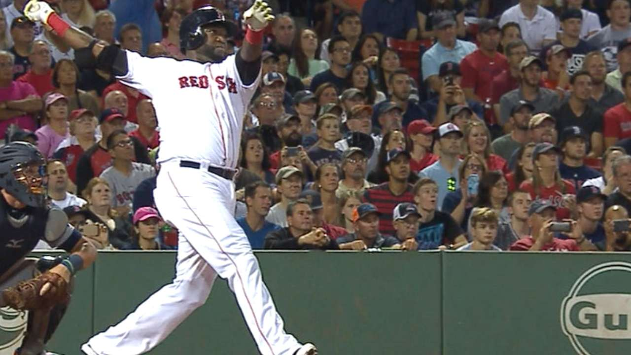 Must C: Papi goes yard twice