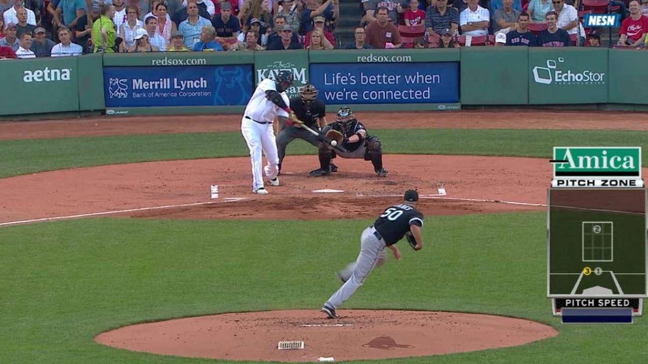 Papi's two-run homer