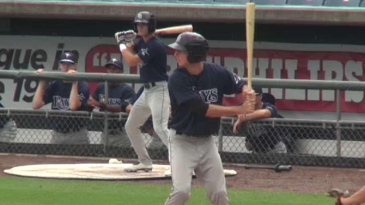Tucker helps power Greeneville to Appy League title