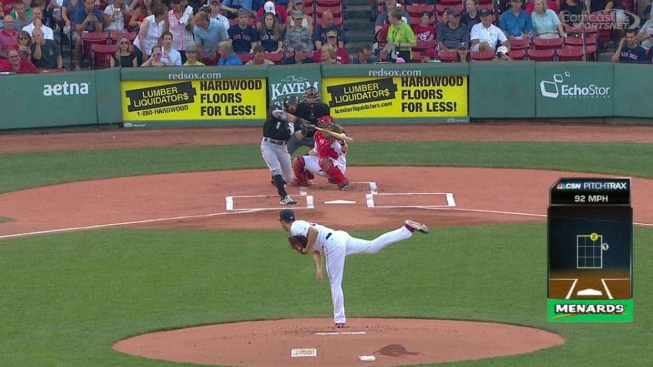 Eaton remolca 3 y White Sox logran 5to triunfo en fila