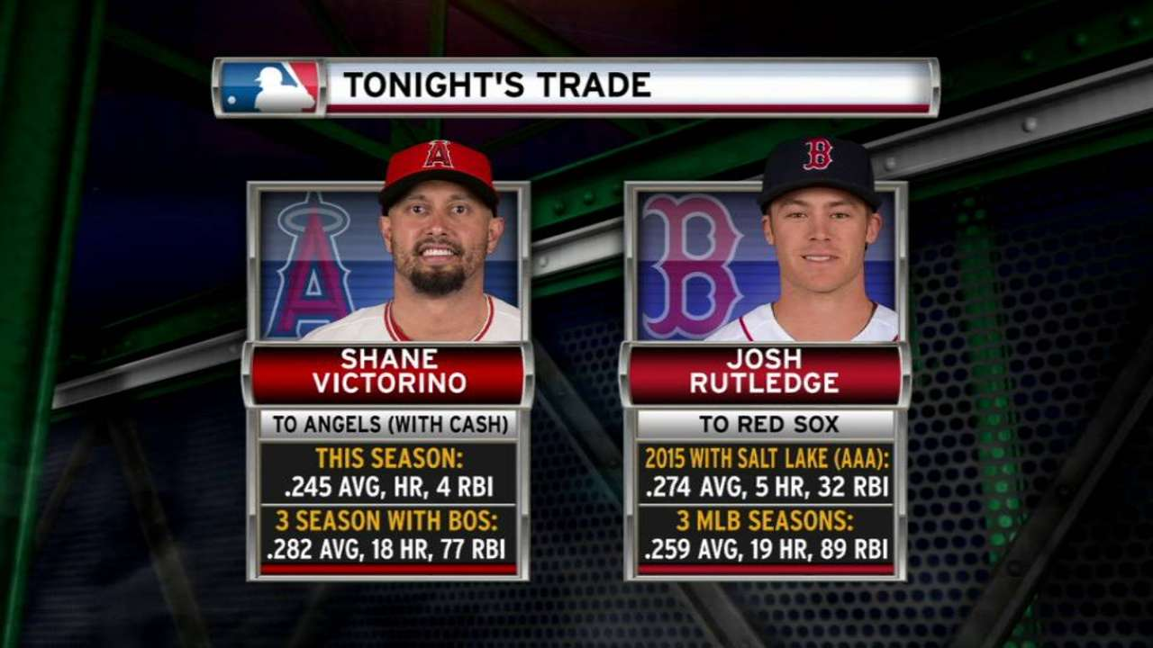 Broadcast on Red Sox's trade