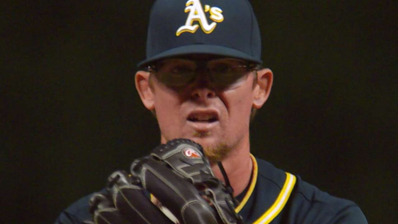Mets add A's Clippard to bolster back end of 'pen
