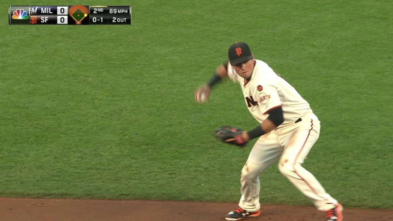 Panik goes on DL; Pagan to rest ailing knee
