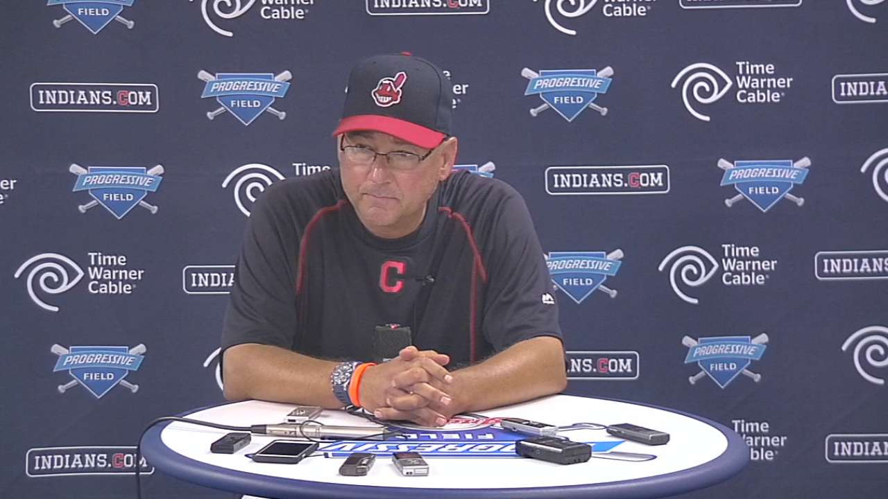 After meeting, Tribe gets energy but not win