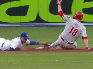 PHI@TOR: Goins nabs Ruf with excellent tag