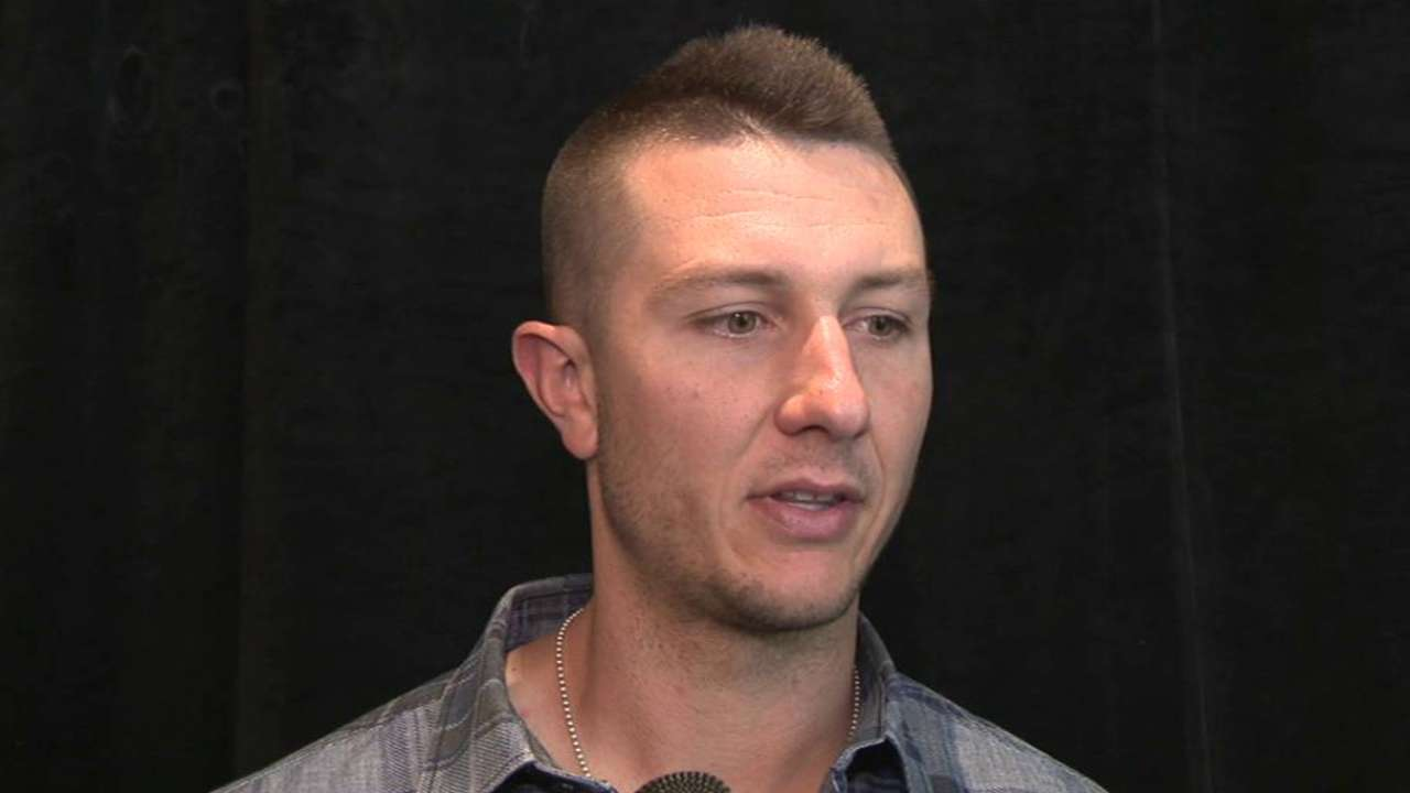 Tulo turns attention to Toronto and the future