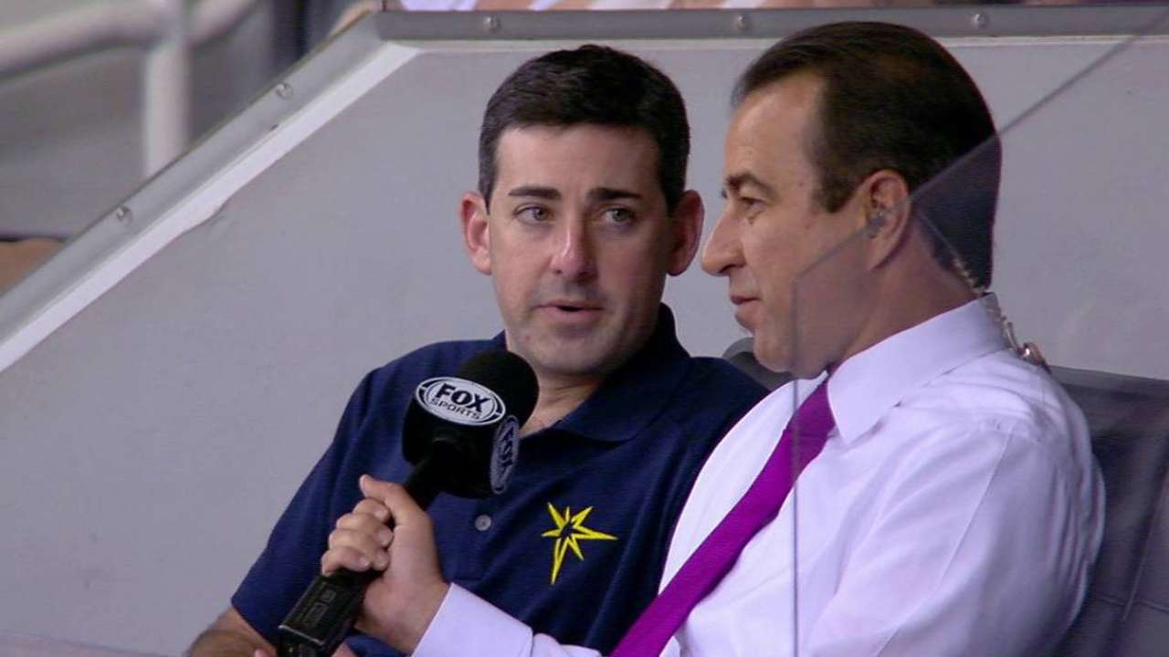 Rays happy with roster, will keep trade options open