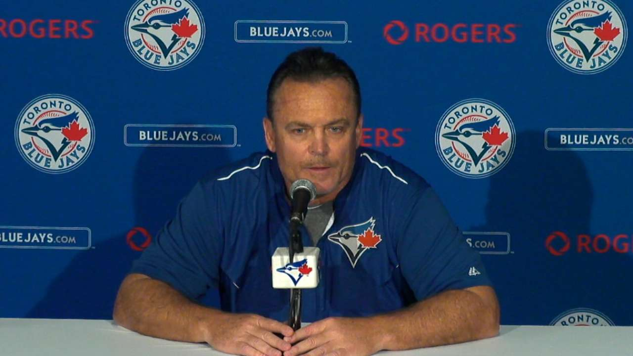 Gibbons on injuries in 3-2 loss