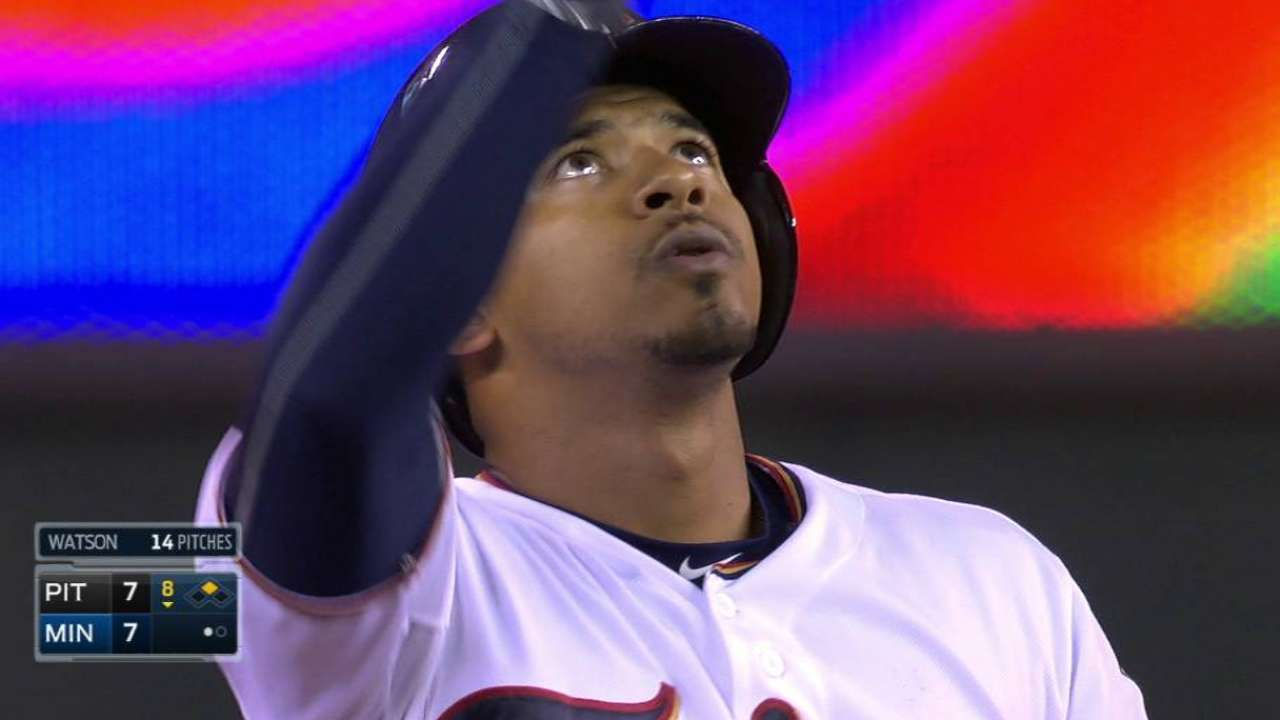 Escobar's game-tying double