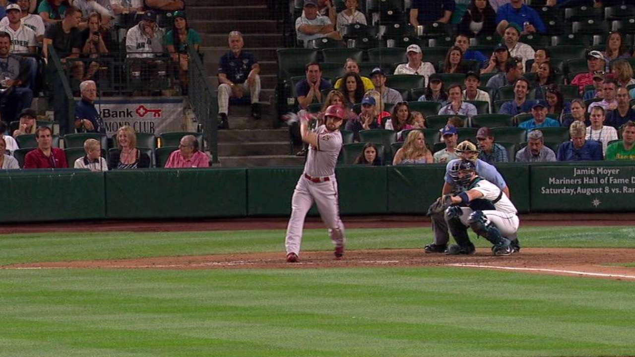 Inciarte's RBI single