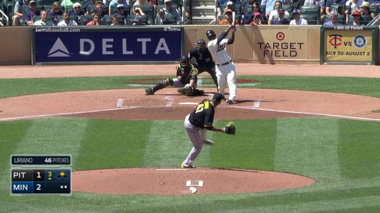 Early lead fizzles as Twins drop fourth straight