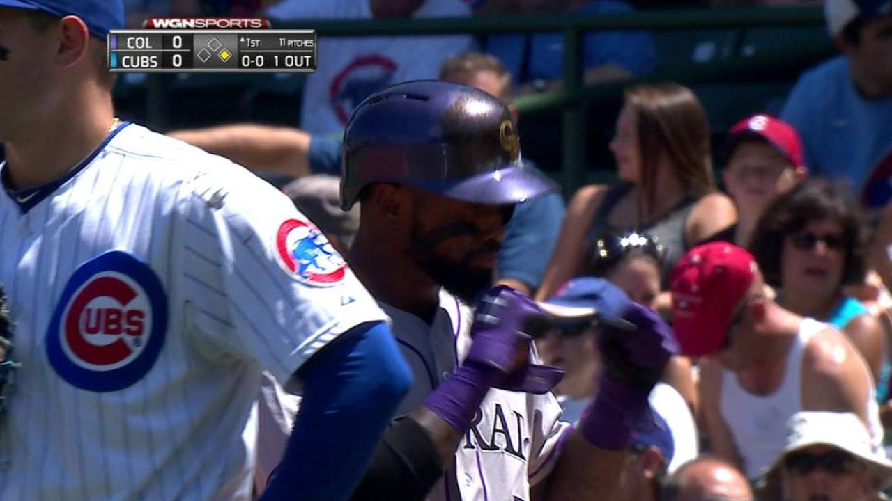 Reyes debuts, hopes to help Rox find groove