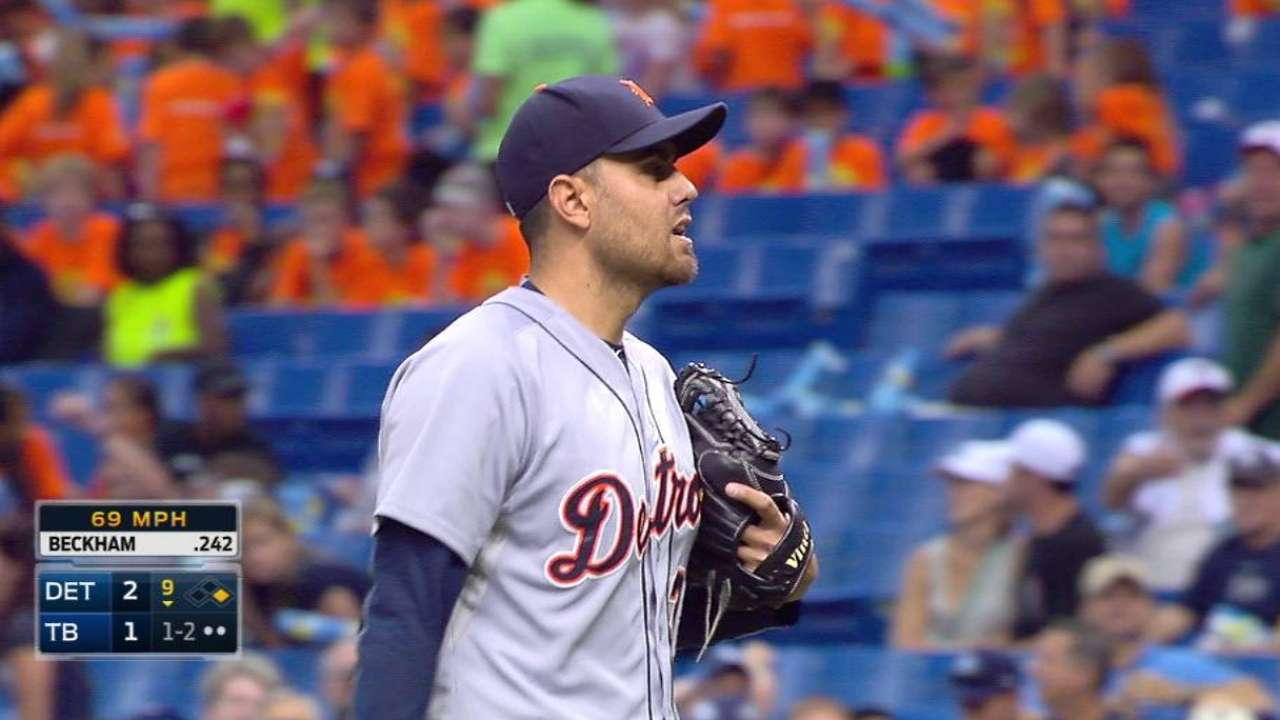 Tigers may look to bring back Soria for 2016
