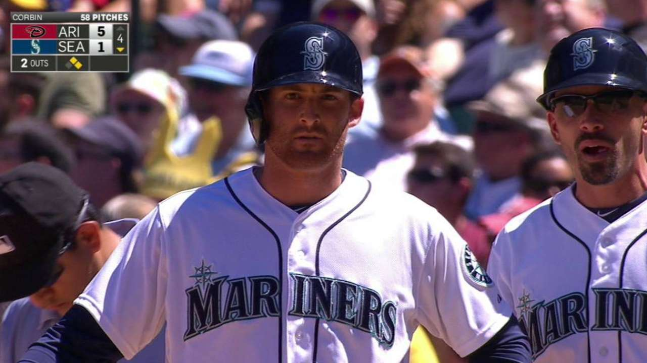 Mariners stack could deliver vs. Twins