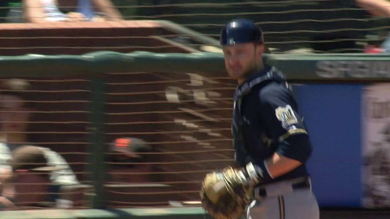 Brewers turn two