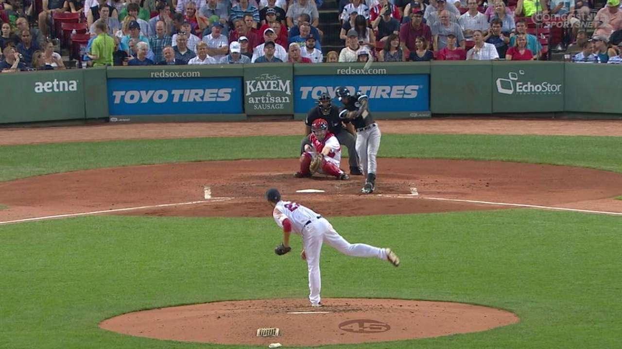 White Sox ganaron el 7mo al hilo detrás de Quintana