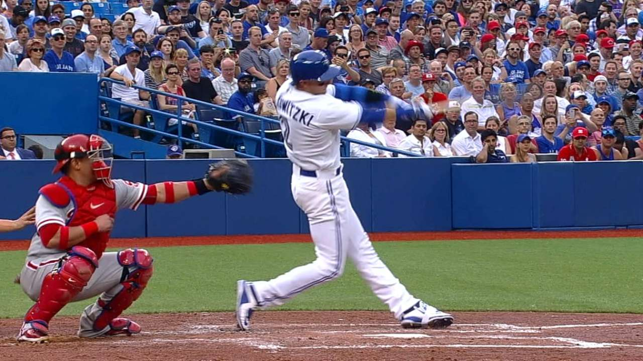 Tulo says hello: Newcomer dazzles in debut
