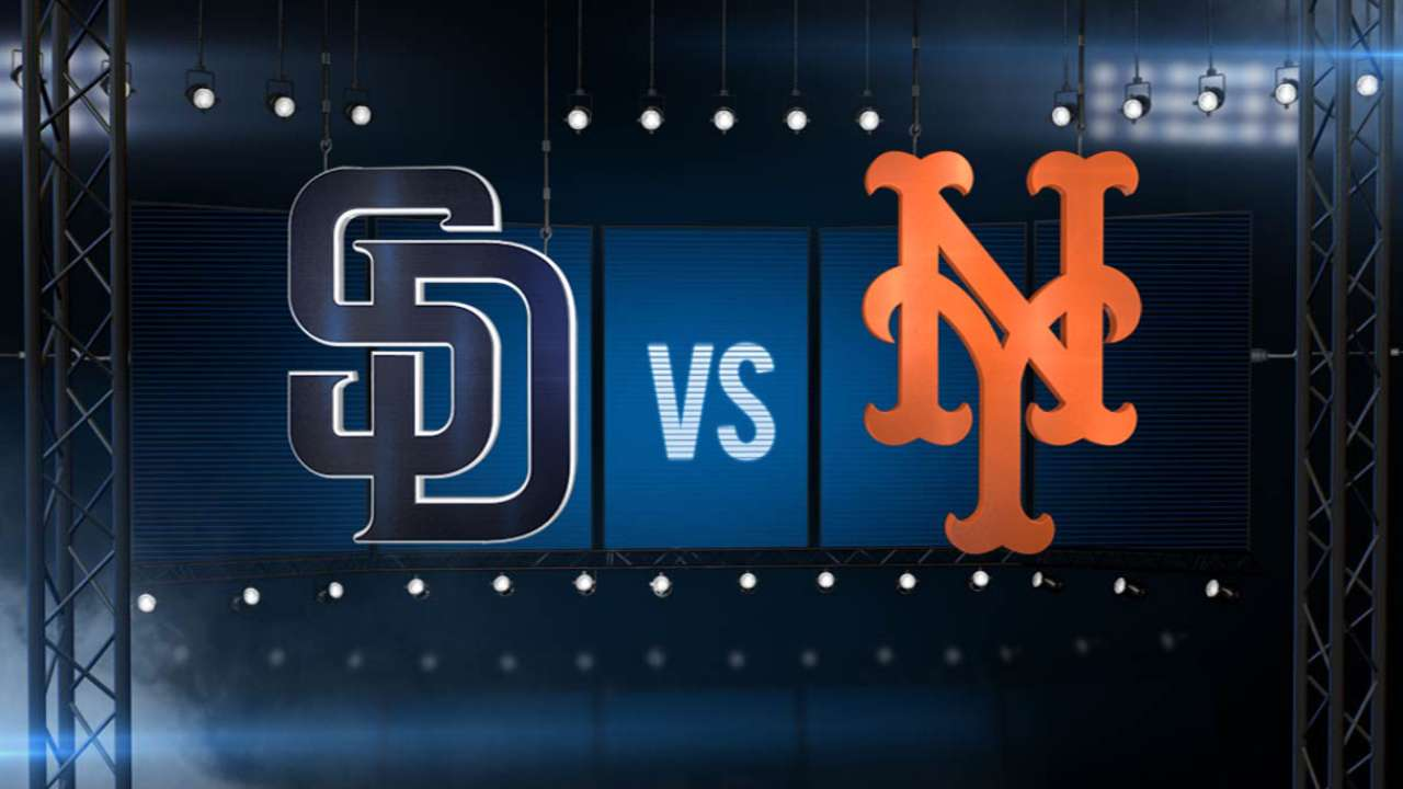 ICYMI: Padres ride 15-hit performance to NY victory
