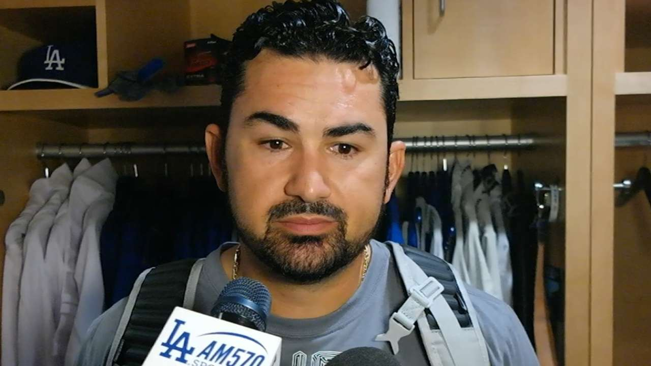 Dodgers on comeback win vs. A's