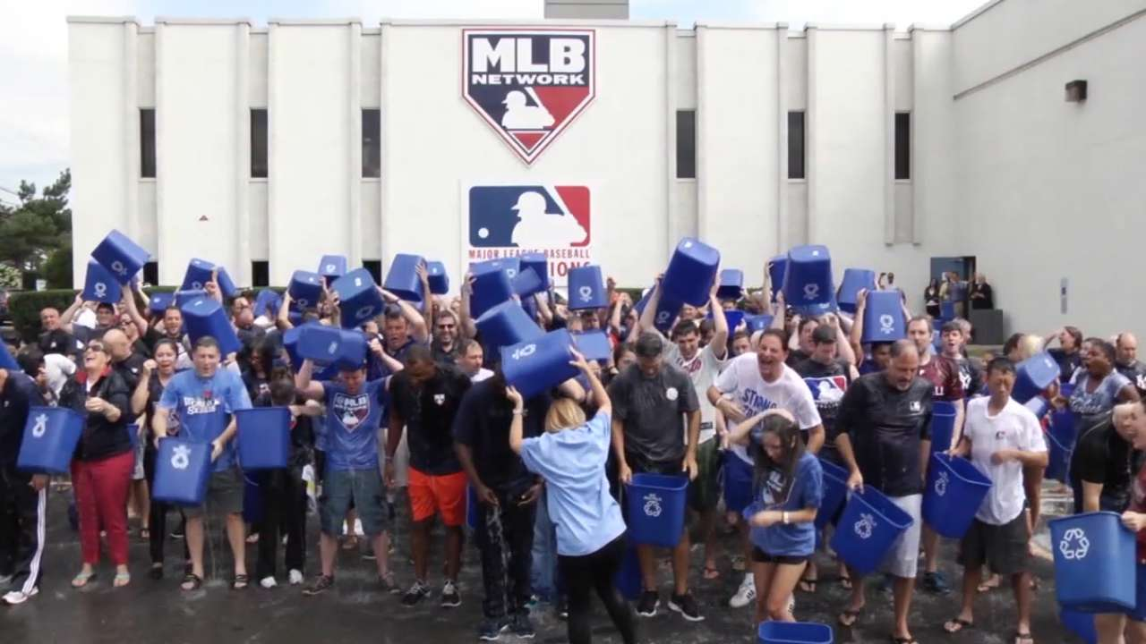 #ALSIceBucketChallenge set to make return