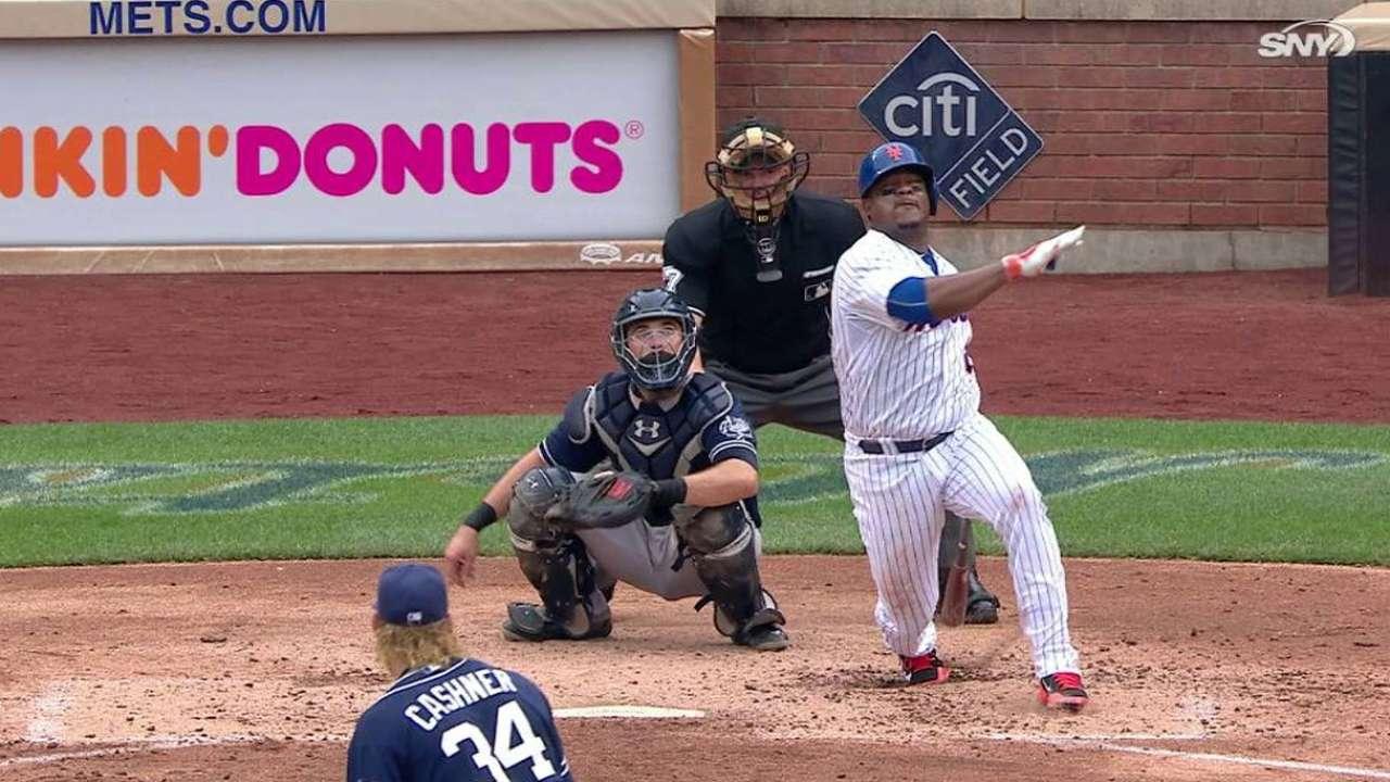 Mets fueron sepultados en la 9na con HR de Justin Upton